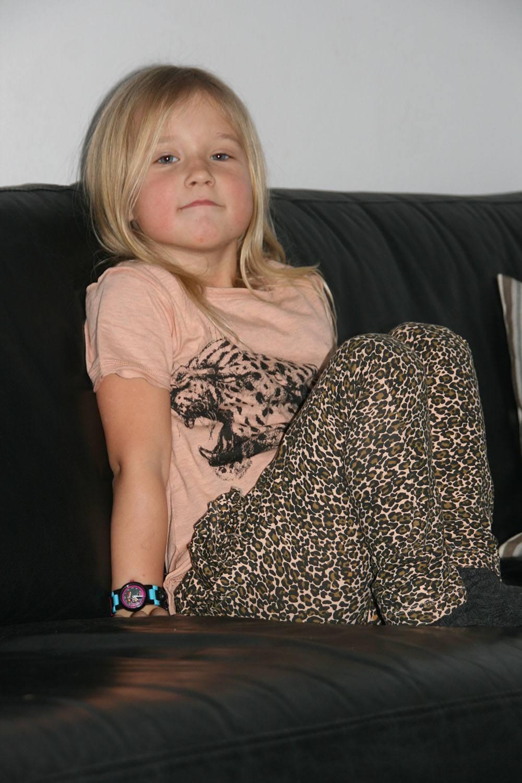 Alina 4 år