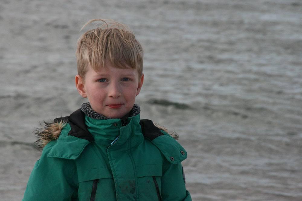 Enø strand