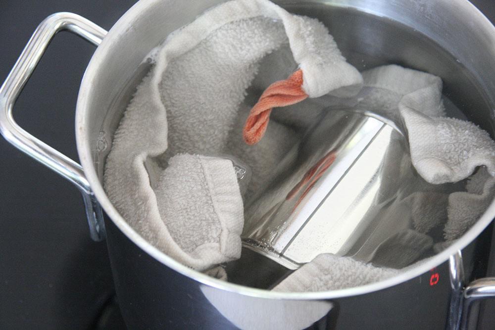 karamel af kondenseret mælk