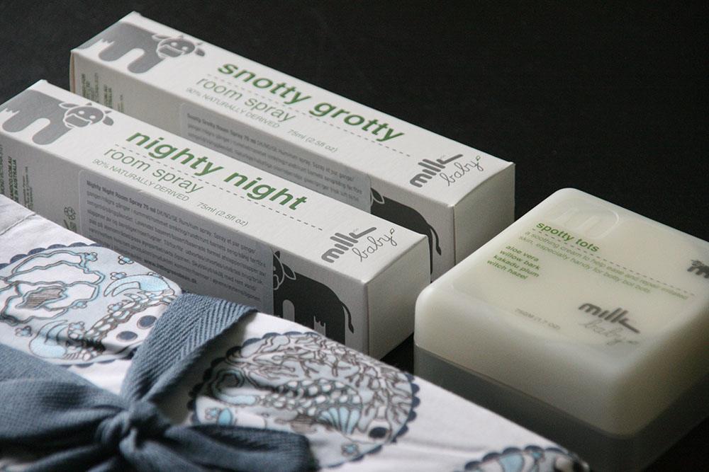 Skønne naturlige sager til ungerne fra Amala og Milk & Co.