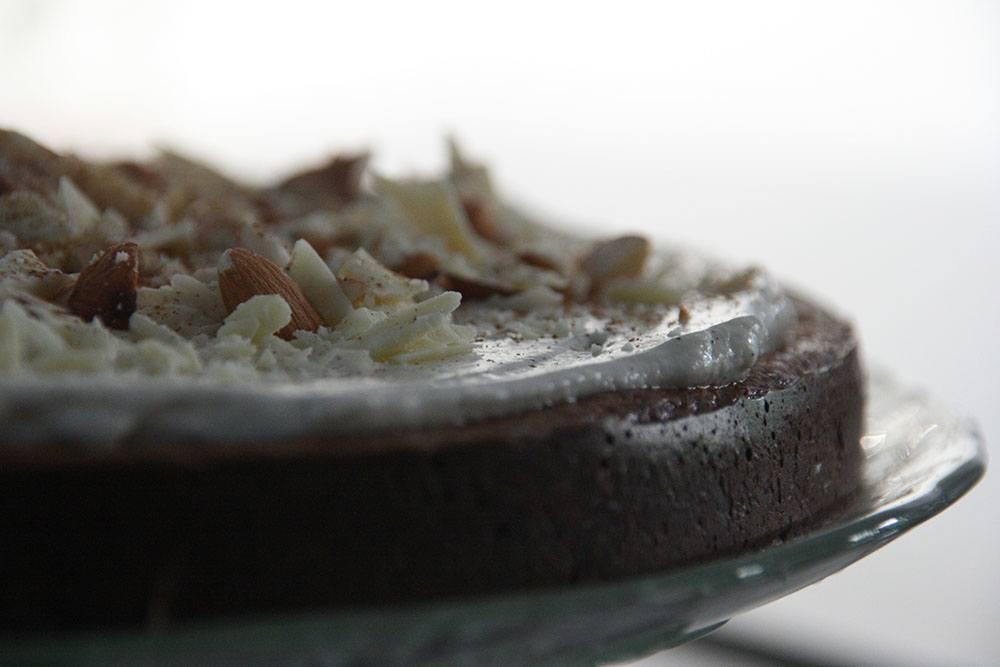 opskrift på sund gulerodskage med cream cheese frosting