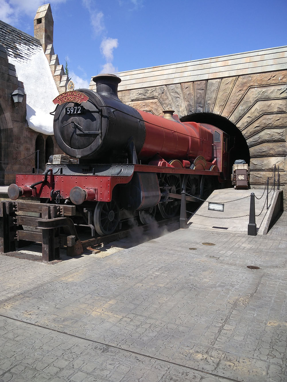 Hogwarts express - Universal's islands of adventure