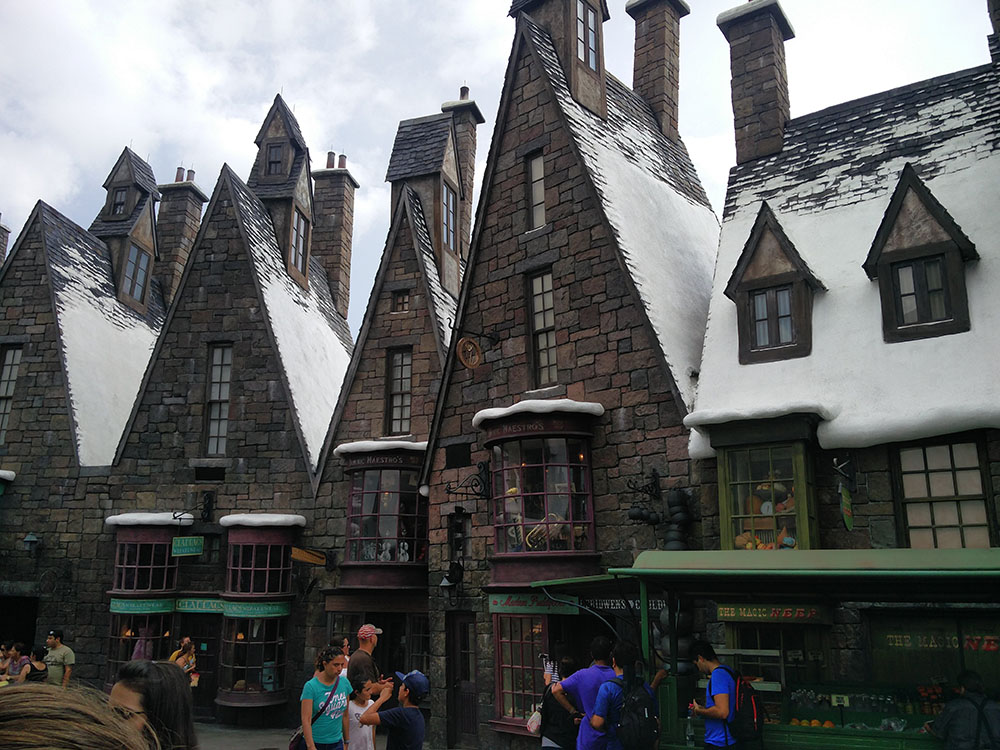 Hogsmeade - Universal's islands of adventure