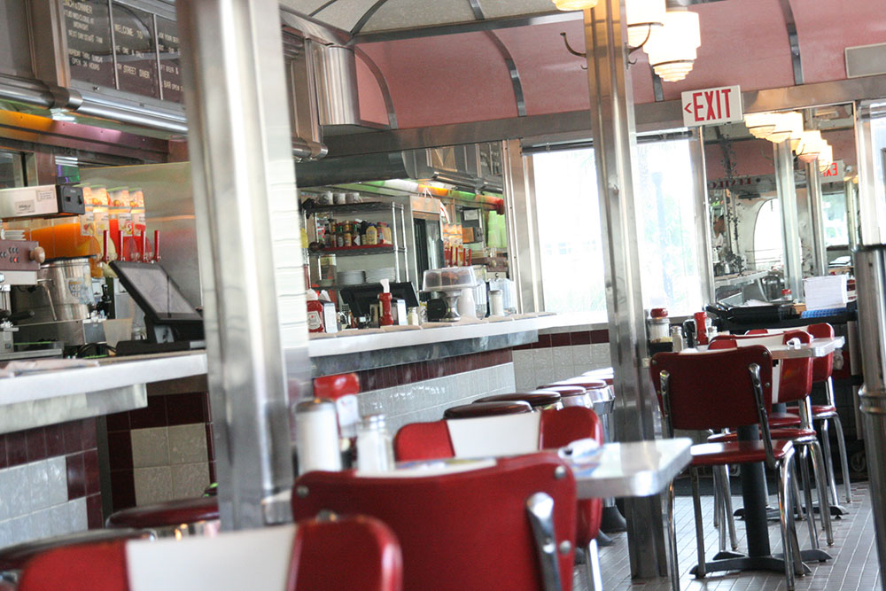 11th street diner - Miami South Beach