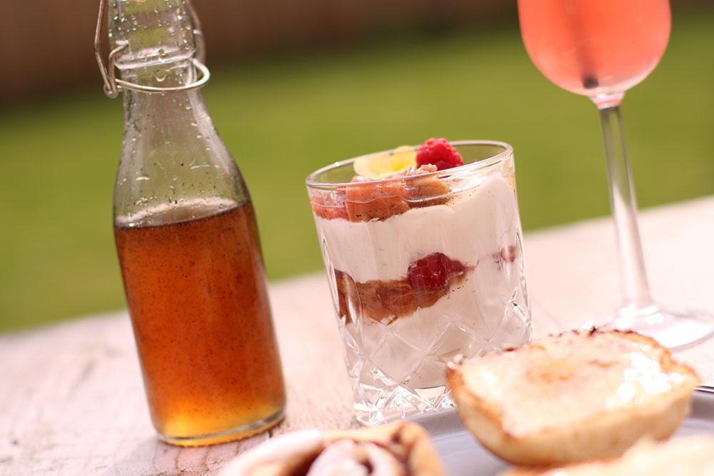 Lækker brunch med bobler - Perfekt cocktail til brunch bordet