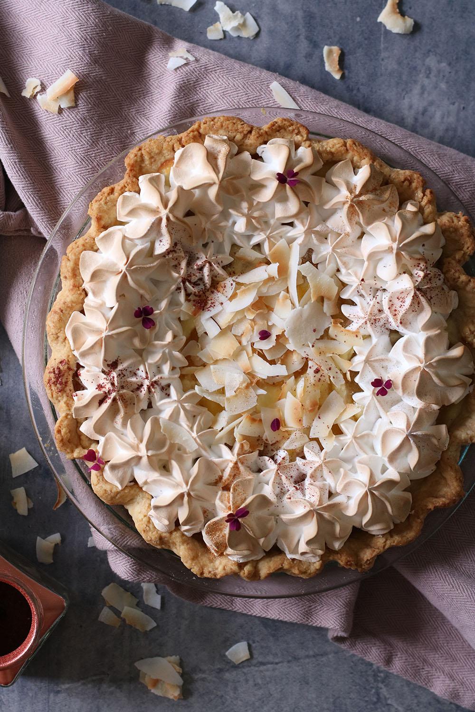 Opskrift på lækker Ananas tærte - pineapple pie