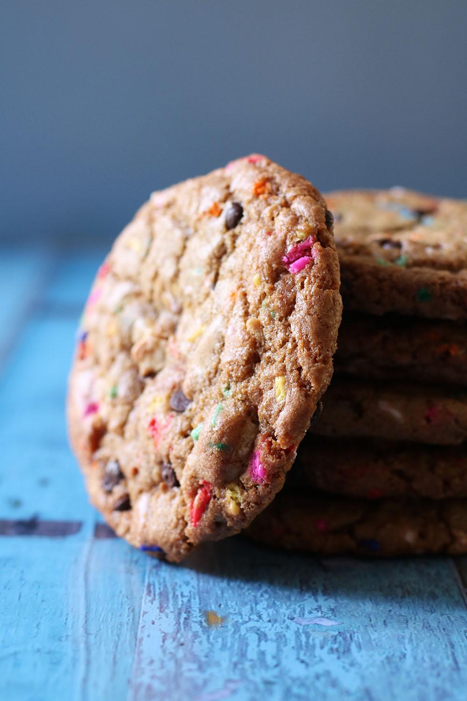 perfekt opskrift på cookies til børnefødselsdagen