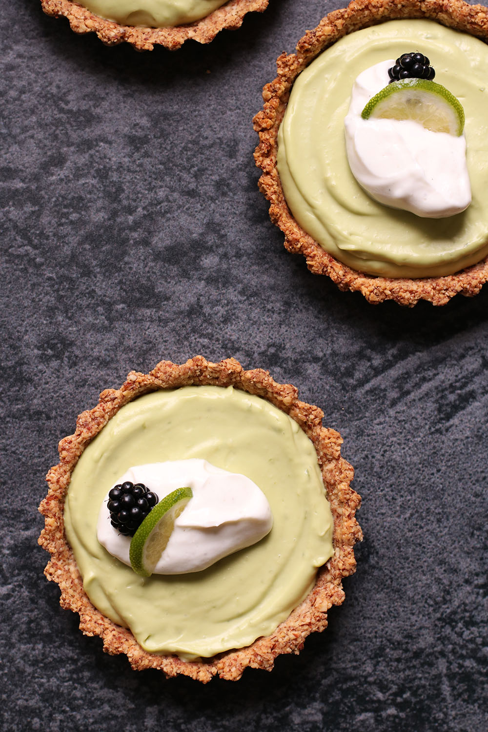 Opskrift på nem key lime pie