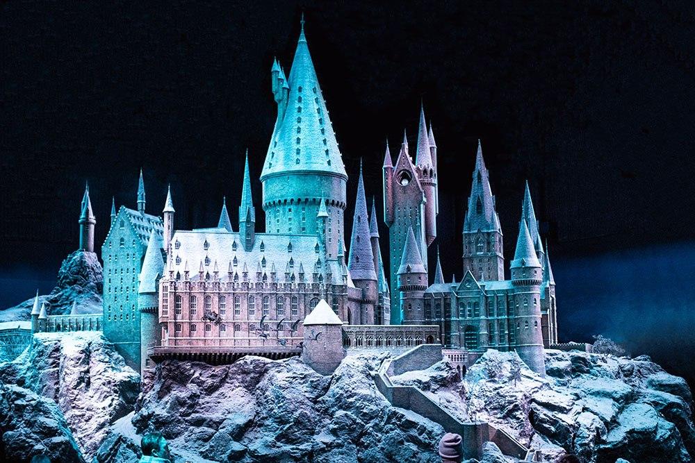 Harry Potter Warner Bros. studio tour