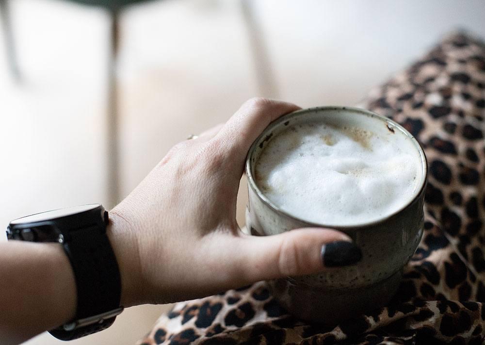 varm kaffe