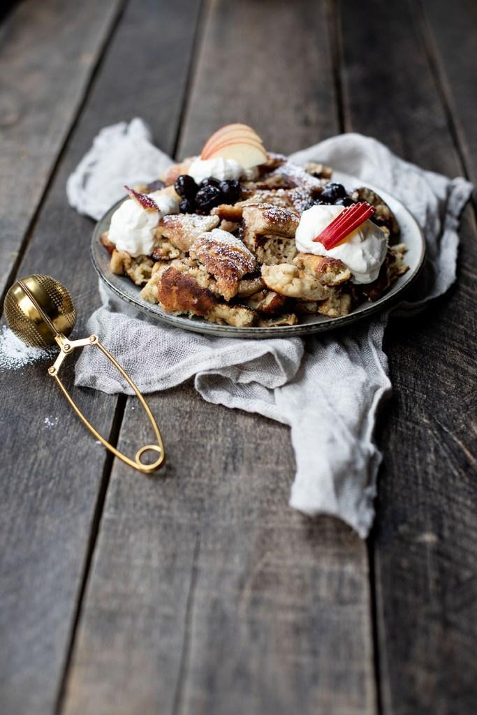 Kaiserschmarrn - lækker pandekage dessert