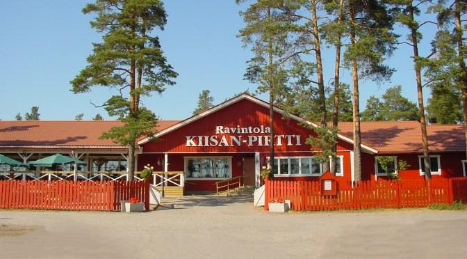 Tervetuloa Ravintola Kiisan-Pirttiin