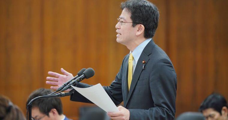 衆議院予算委員会第8分科会(国土交通省所管)にて質疑、地元北九州市の国への要望を踏まえて国の取り組みを促す