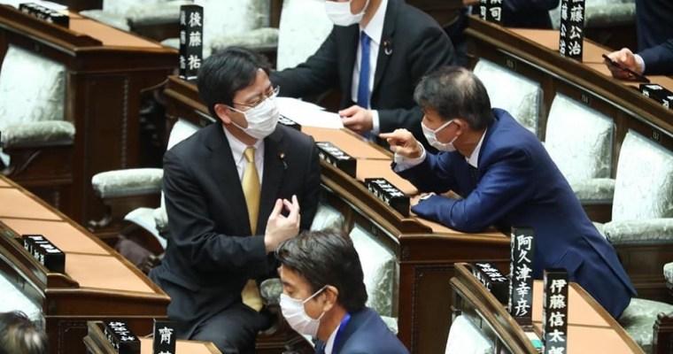 内閣・文部科学の合同部会、東京オリンピックパラリンピックの延期について、本会議