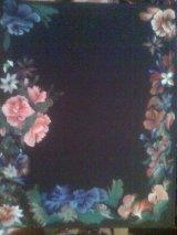 Acrylics on 11x13 Canvas Panel