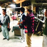 熊本の畳表の工場見学