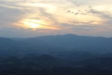 Vista do Pico Agudo - foto: Beto Trajano