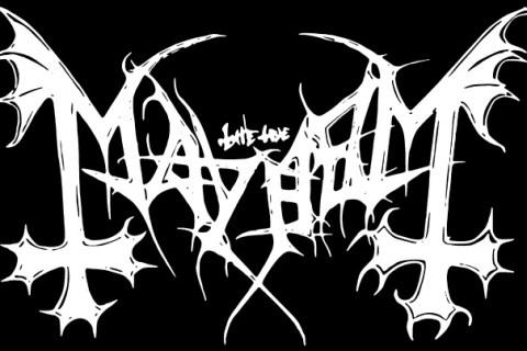 Mayhem 来日!