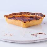 Kikalicious - Giant Portuguese Custard Tart | Pastel de Nata Gigante