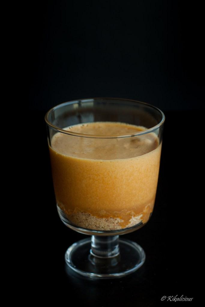 Dulce de leche mousse | Baba de camelo - Kikalicious