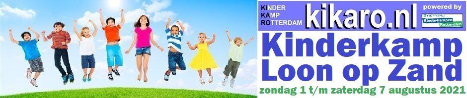 kikaro.nl: Hét Kinderkamp van Rotterdam!