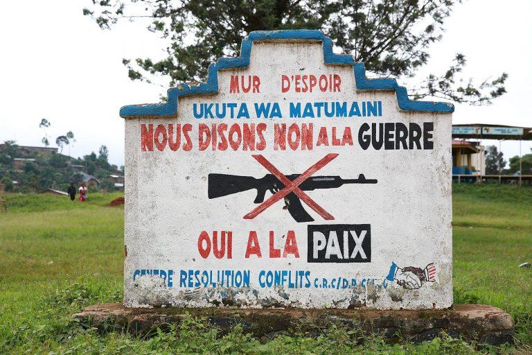 RDC-Mur d'espoir