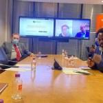 Joseph Kabila à l'Université de Johannesburg