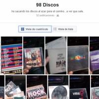 98 discos (III)