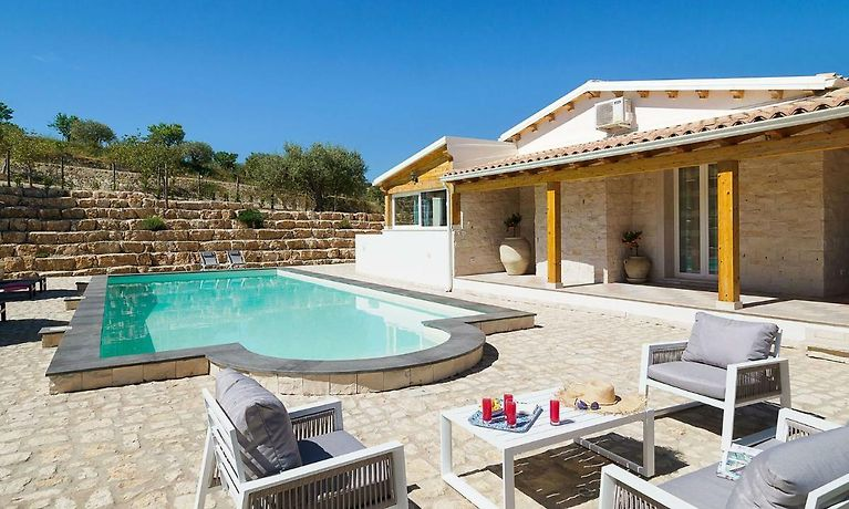 spacious holiday home in noto with private pool syracuse italy season deals from 326
