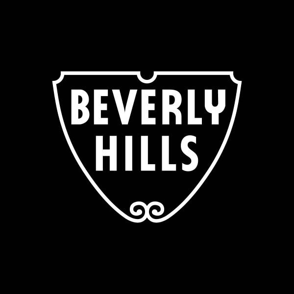 beverly hills (embroidered)