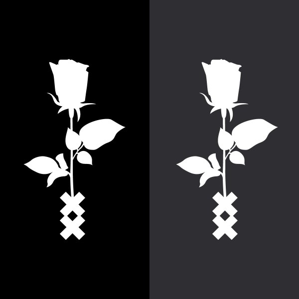 rose xx (embroidered)