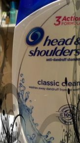 head and shoulders classic