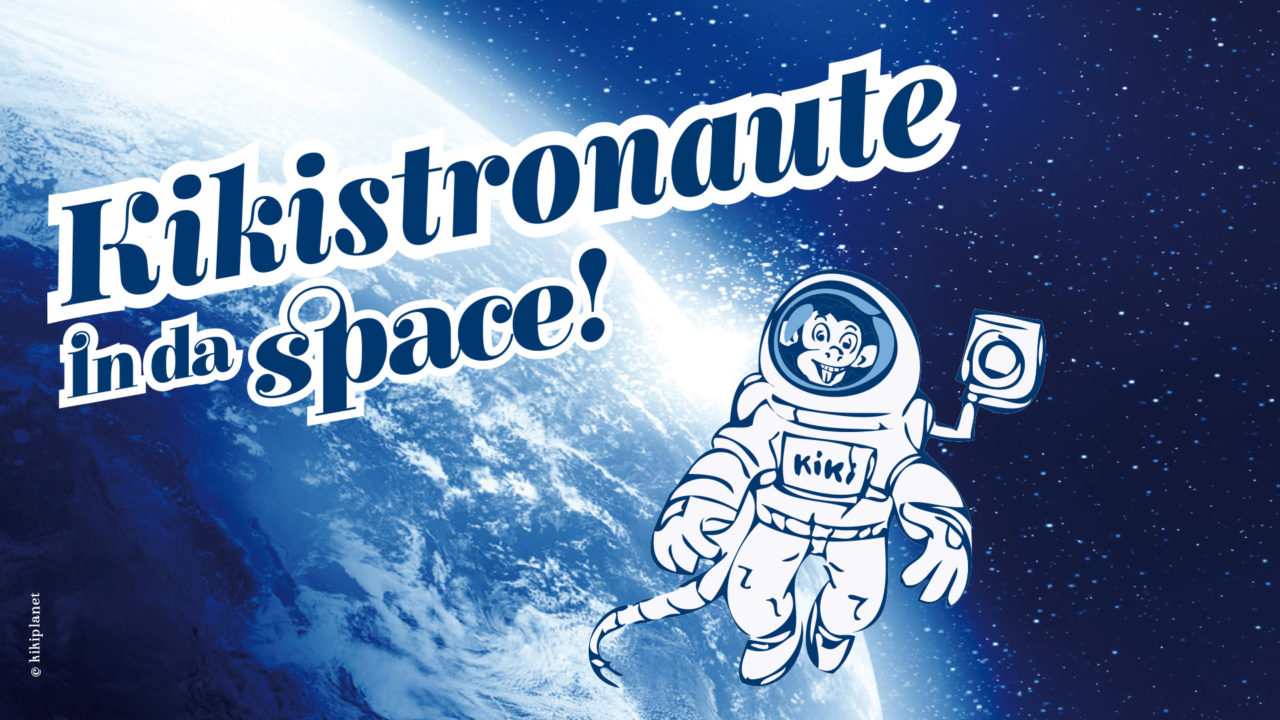 L'AFTERWORK DE KIKI – Kikistronaute in da space - Kiki Factory
