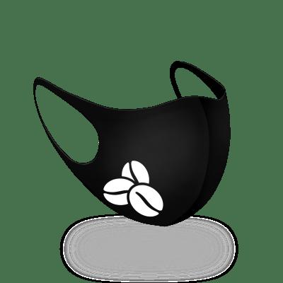 Coffee Beans Maske