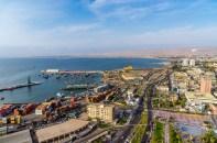 Aricas Hafen
