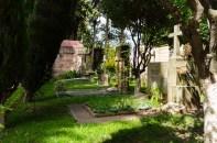 Friedhof in Sucre, einer der schönsten den ich bisher gesehn hab!