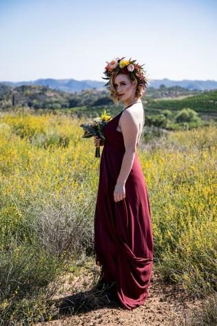 Los Angeles Bridesmaid