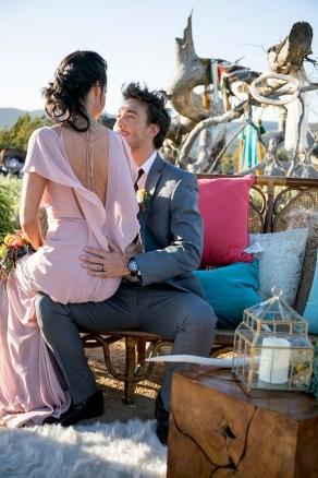Los Angeles Bridesmaid and Groomsman, los angeles wedding photographer, l.a. wedding, bride and groom, wedding ideas