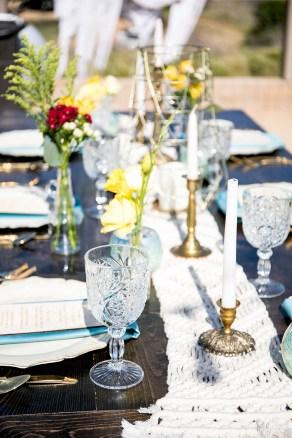 L.A. wedding table, los angeles wedding photographer, l.a. wedding, bride and groom, wedding ideas