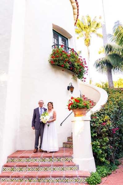 destination wedding Santa Barbara California