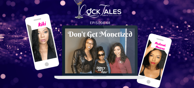 "Little Women Atlanta Star Monie Cashette Says ""Don't get Monitized"""