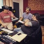 Trabajando Junto a Jose Gomes y Jose David Perez