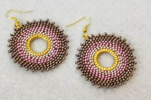 strawberry-cream-earrings