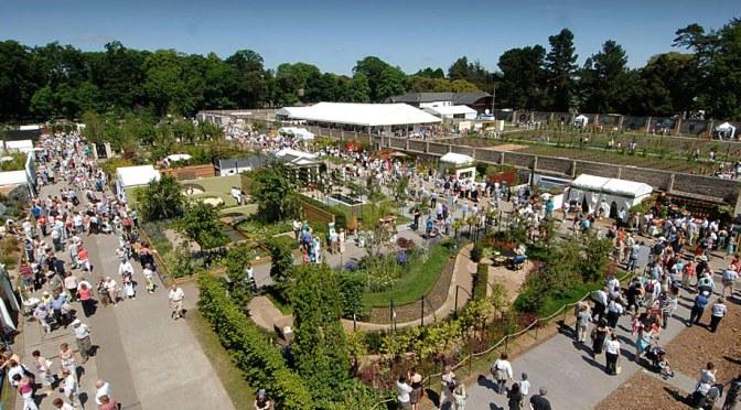 Kilbeggan Organic foods had a wonderful five days at Bloom in the park 2015