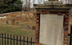Tomb of Jonathan Edwards