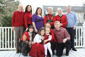 Christmas 2010-8 - Family Group