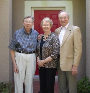 2015 06-01 David and Mary Tucker and Harry