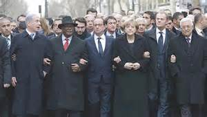 World Leaders in Paris 2015