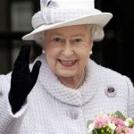 The much loved Queen Elizabeth II