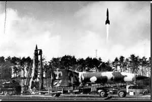 V-2 rocket launch site